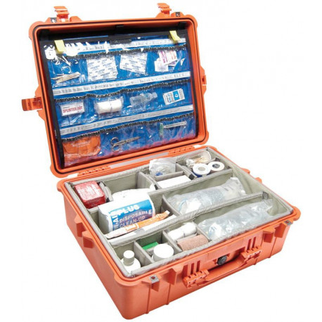 Pelican 1600EMS Protector EMS Case