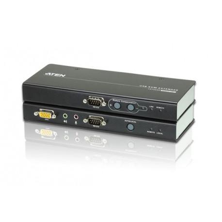 ATEN CE750A USB/Audio Cat 5 KVM Extender