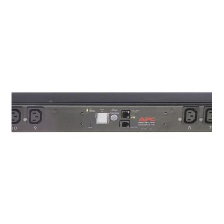 APC AP7950 Rack PDU, Switched, Zero U, 10A, 230V, (16) C13