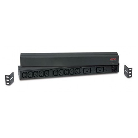 APC AP9559 Rack PDU Basic 1U 16A 208 & 230V (10) C13 (2)C19