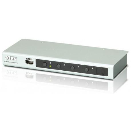 Aten VS481B 4-Port 4K HDMI Switch