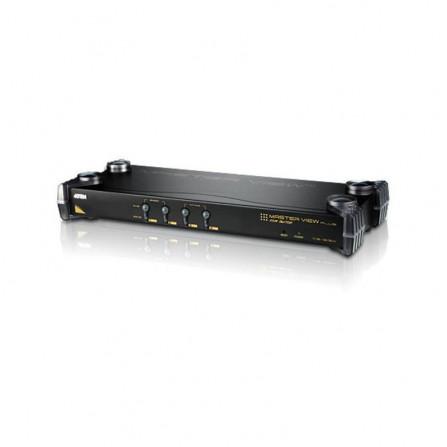 Aten CS9134 4-Port PS2 VGA KVM Switch