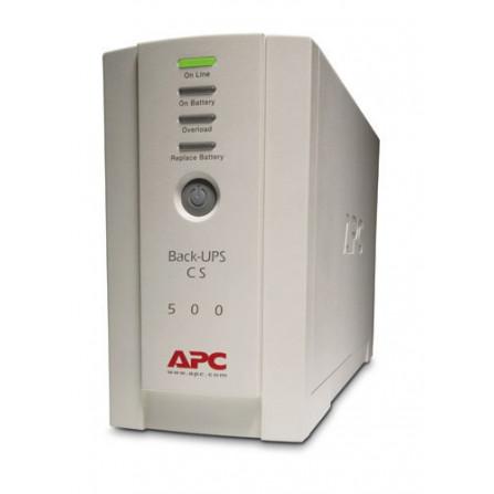 APC BK500EI Back-UPS CS 500 USB Serial