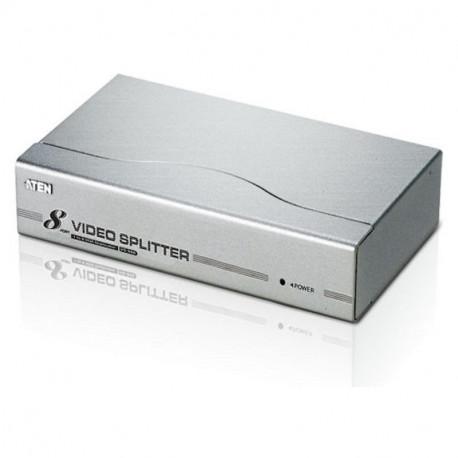 Aten VS98A 8-Port VGA Splitter 350MHz