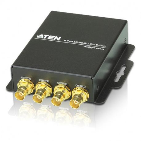 Aten VS146 6-Port 3G-SDI Splitter