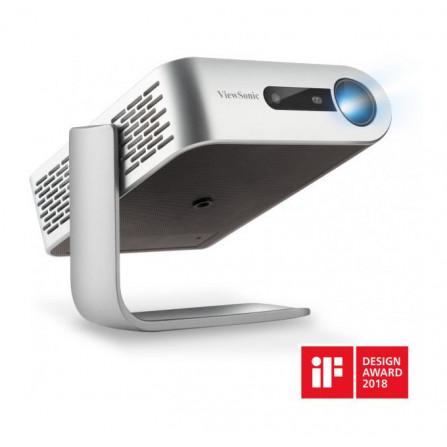 ViewSonic M1+ LED WiFi Bluetooth Harman Kardon Portable Projector WVGA 300    Lumen