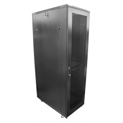 VBOZ B Series Server Rack Cabinet Front View