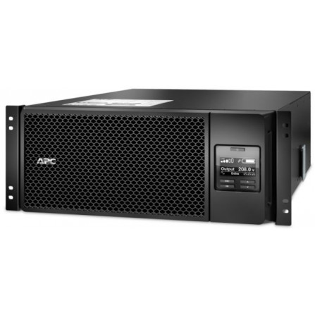 APC SRT6KRMXLI Smart-UPS SRT 6000VA 230V