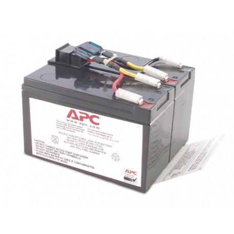 APC Replacement Battery Cartridge 48