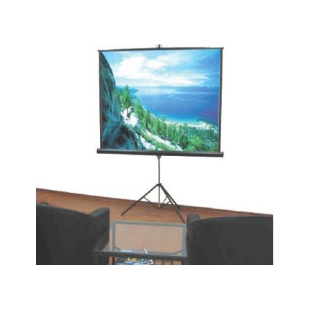 Remaco TRI-1818 Tripod Screen - W70 x H70 inch